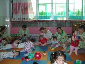 Child Welfare Institute in Xi'an