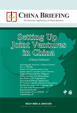 Liquidating a business issues in china