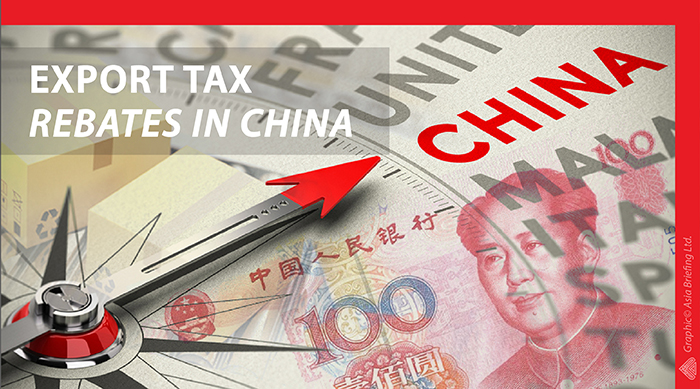 Export Tax Rebates in China - China Briefing News
