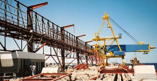 China's Development of Egypt's Port Safaga