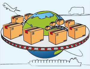 Incentives for Exporting, Selling to Asia from Europe & U S