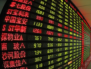 Shanghai-Stock-Exchange