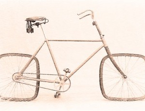 Bike-with-square-wheels