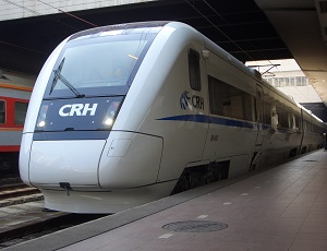 railway industry in China