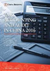 2016 China tax guide
