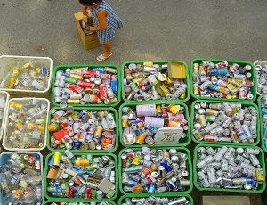 Investing in China's Recycling Industry