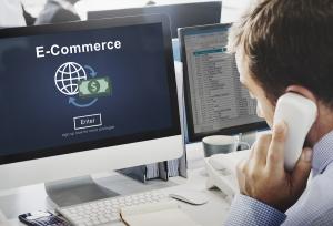 E-commerce Market Transaction Online Concept