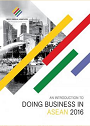 Doing business in ASEAN cover