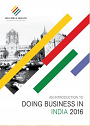 doing business in India 2016