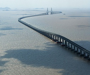 Hangzhou bay bridge 300x250