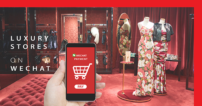 2288d75ef Luxury Stores in China Are Making Moves on WeChat - China Briefing News