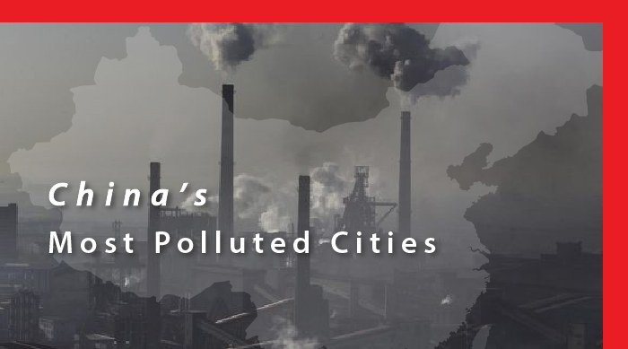 Chinas Most Polluted Cities BANNER