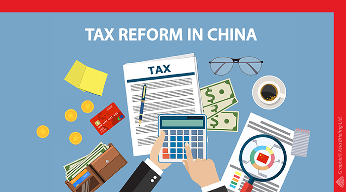 CB-Tax Reform in China