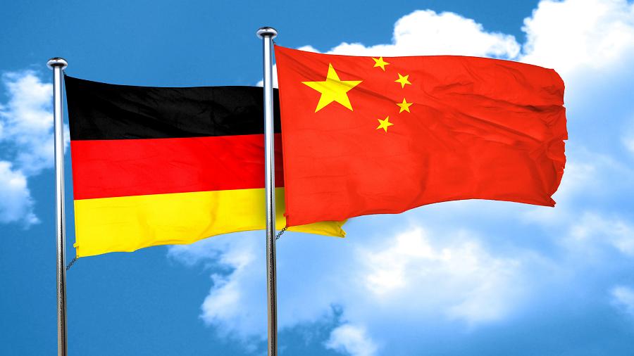 Cina bagi Jerman adalah Pelanggan yang menjadi Pesaing