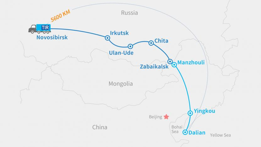 China Joins Tir Convention Opens Up Borders To International