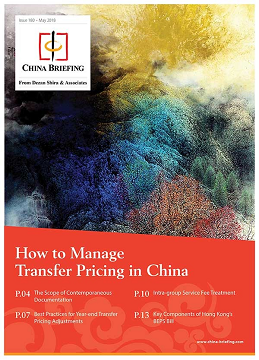 Transfer pricing-China-mag-2