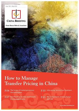 Transfer pricing-China-mag-2