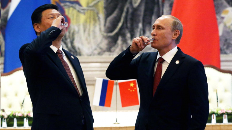 Xi-Putin