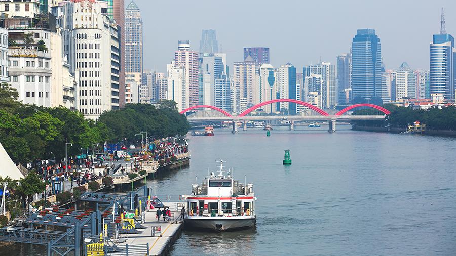Guangzhou-water
