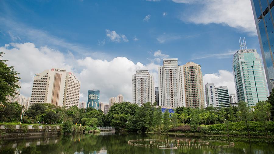 Shenzhen-lake