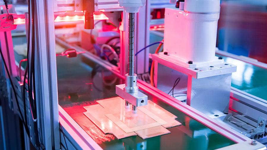 China's machinery industry
