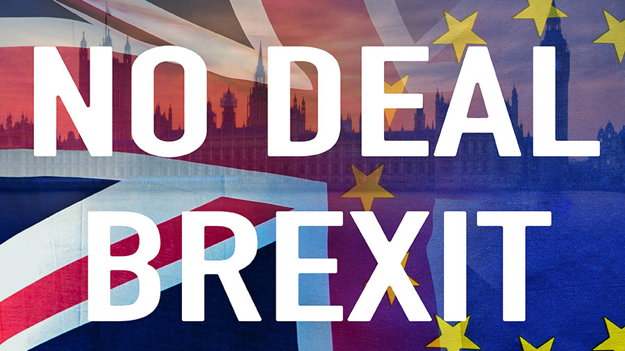 no deal Brexit and China