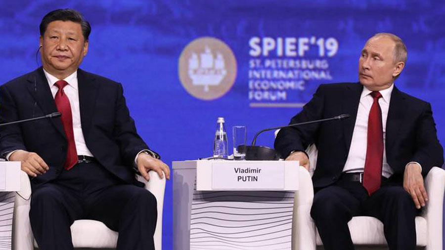 SPIEF 2019: Xi, Putin, International Institutions Begin Pushback Against US Trade Impositions