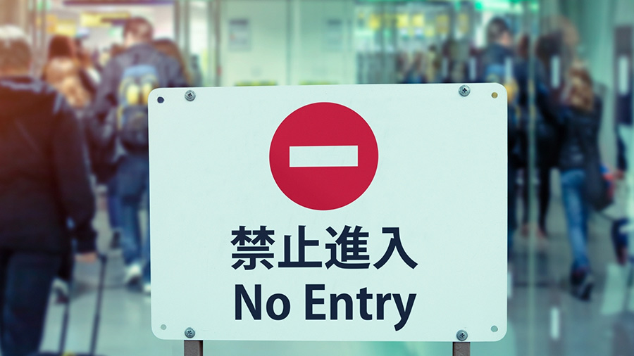 China Again Suspends Entry Of Foreigners Cites Covid 19 Risk